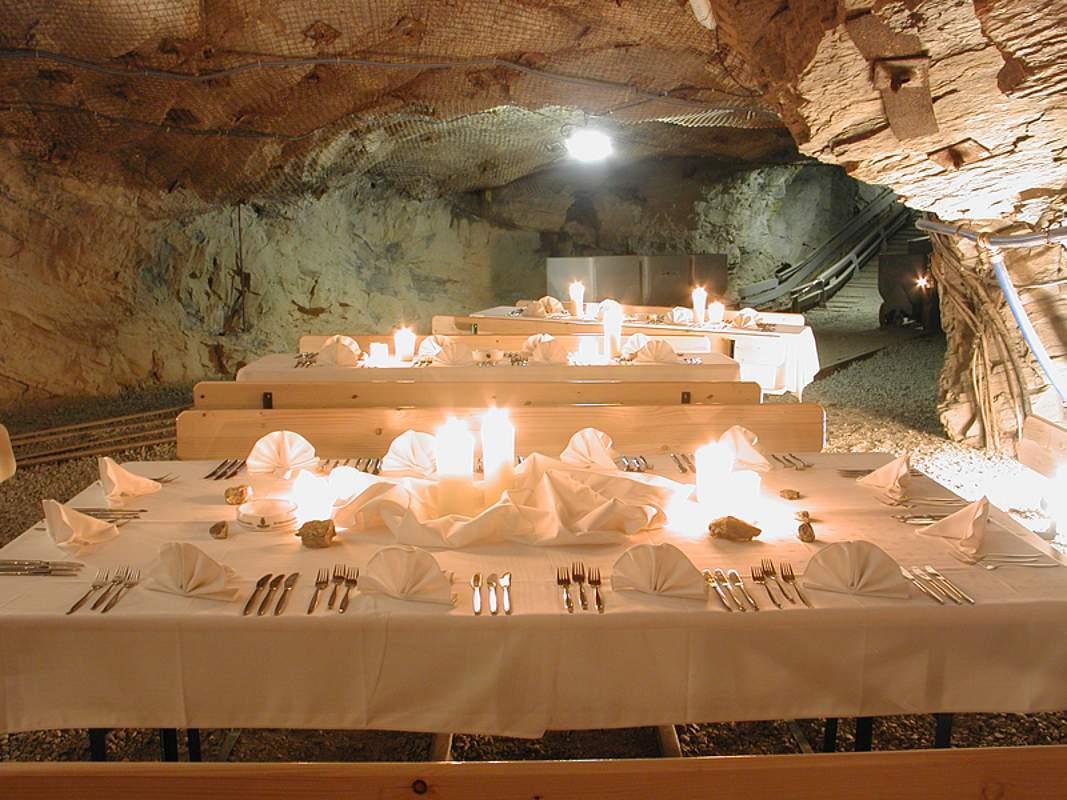 Gruben-Light-Dinner: Hennesee Sauerland