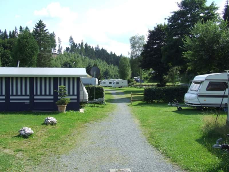 Camping: Hennesee Sauerland