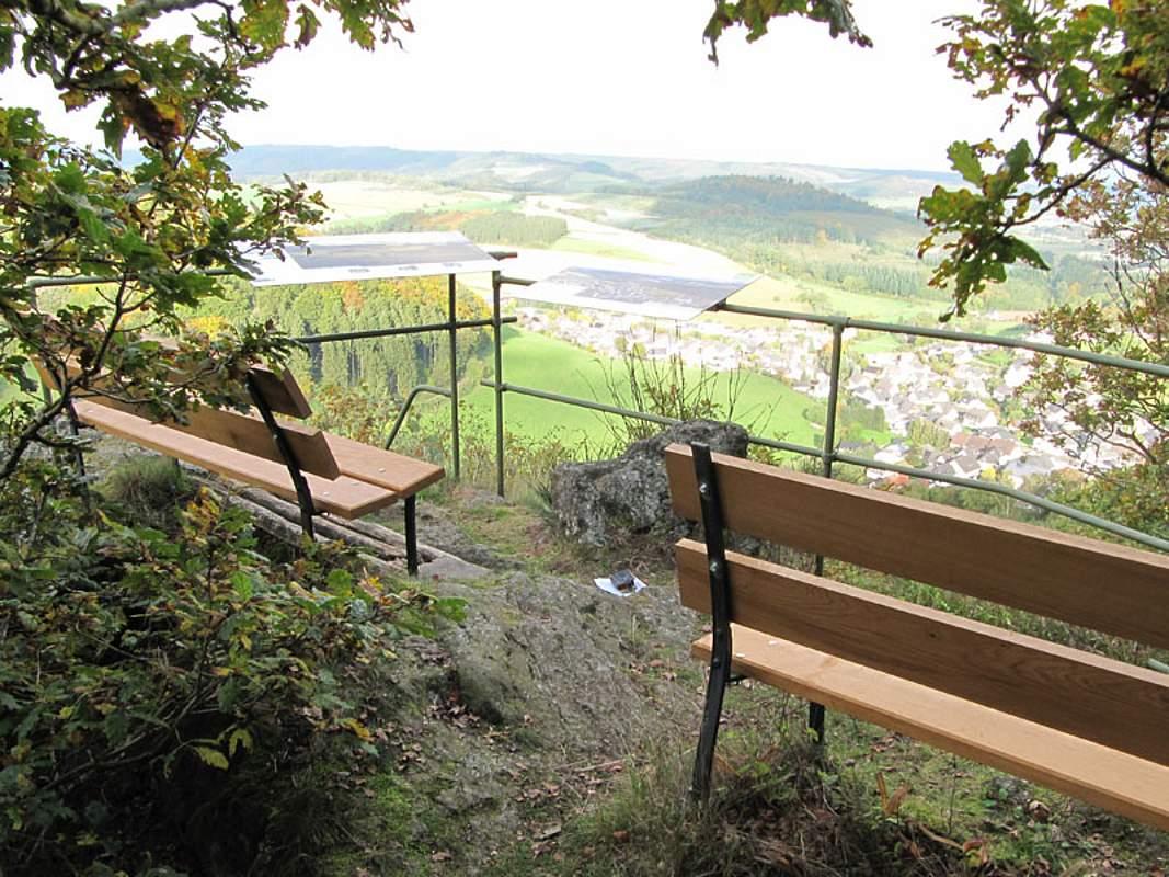 Naturpark Sauerland-Rothaargebirge: Hennesee Sauerland
