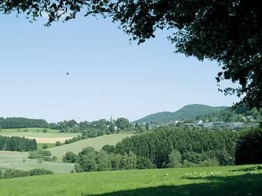 Urlaubsorte: Hennesee Sauerland